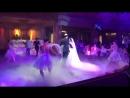 Свадебный танец Романа и Шелли 21 06 2016г и балерины Акцент шоу