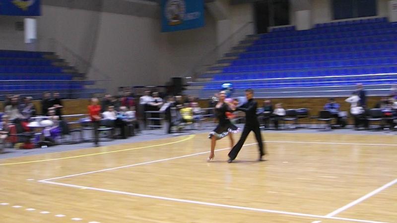 Prolisok Cup-2017, самба