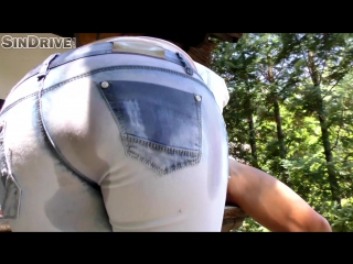 [Sexinjeans/Sindrive] Cindy Loarn - Here Comes The Delicious Denim Delirium:Ass Bang,Cock Rock,Cumshot Craze! [Anal,Blowjob]