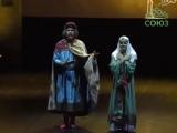 В Эрмитажном театре Санкт-Петербурга состоялась премьера спектакля «О мудрости и чудесах Февронии»
