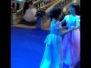 Как чудесно танцуют наши красавицы из Старогородковского интерната! Кавалеров поначалу не хватало и девочки нашли выход из полож