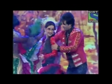 Aamir Ali Sanaya Irani Aishwarya and Ravi Dubey Romantic Act