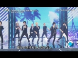 FNS Hey!Say!JUMP x  Kis-My-Ft2 18.07.2016 Come On A My House x  Everybody Go