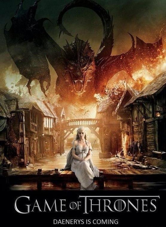 Постер к сериалу Игра престолов( Game of Thrones )