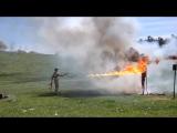 Персональный огнемет