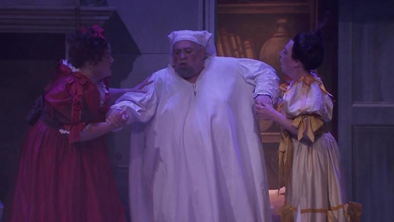 Gioachino Rossini - La Cenerentola / Золушка (Opéra de Rennes, 2015) fr.sub.