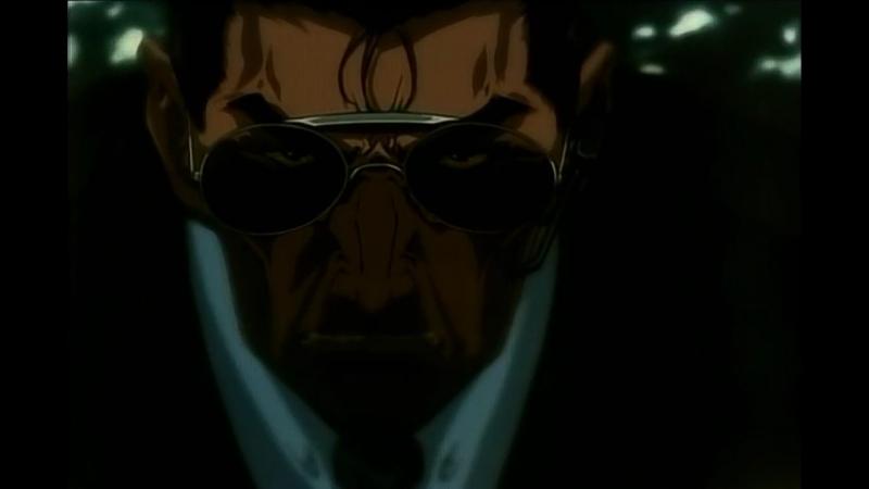 Сумерки Повелителя тьмы/Twilight of The Dark Master/Shihaisha no Tasogare/支配者の黄昏 (1998) [SHIZA]