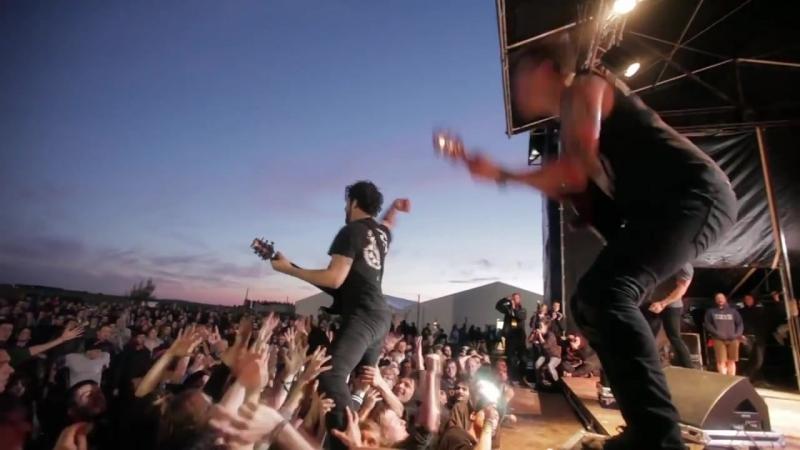 The Dillinger Escape Plan - Live at Ieperfest 2011