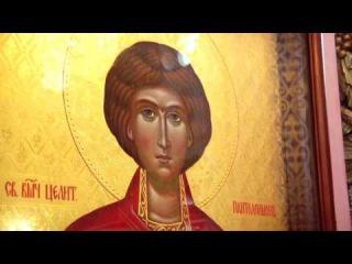 Освящение храма св.апостолов Петра и Павла г.Ясиноватая