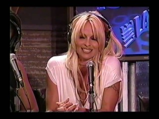 The Howard Stern Show - Pam Anderson Talks P!nk and Tommy Lee's Relationship 2004