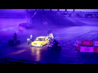 G-Drive: Гонка тысячелетия 2016 СК