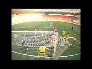 СПАРТАК - Шериф (Тирасполь, Молдавия) 0:0, Лига Чемпионов - 2006-2007