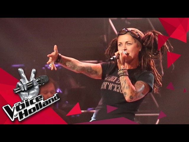 Dilana Smith – Roxanne (The Blind Auditions | The voice of Holland 2016)