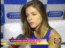 América Noticias 07.02.13- Stephanie Cayo confirmó proyecto en el cine junto a sus hermanos
