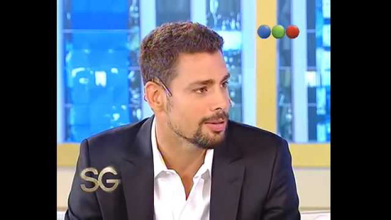 Susana Giménez 2014 Entrevista a Cauã Reymond Telefe 30072014