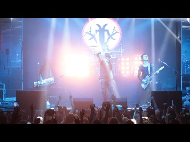 The MATRIXX – Ковёр-вертолёт (Москва, Stereo Hall, 4 августа 2016)