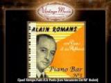 Alain Romans -- Quel Temps Fait-Il A Paris (Les Vacances De M' H Hulot) (VintageMusic.es)