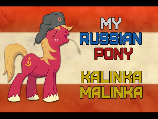 [SFM] My Russian Pony