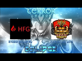 TerrorLeague Eclipse Cup 2nd match HFG vs TBG