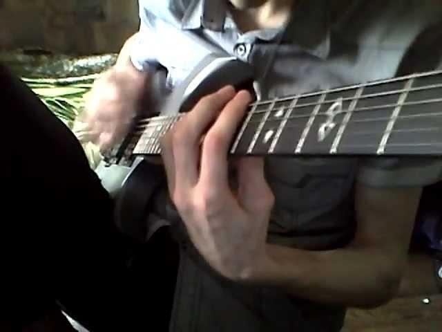 Bloodhound Gang Foxtrot Uniform Charlie Kilo Guitar Cover
