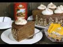 Торт Медовый Трюфель ✧ Honey Truffle Cake English Subtitles