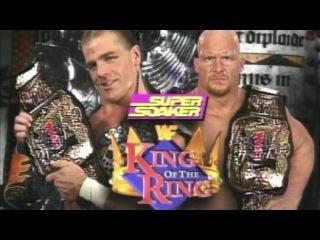 WWF King Of The Ring 1997 - Steve Austin Vs. Shawn Michaels - Video Dailymotion