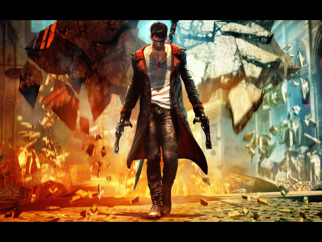 GMV Devil May Cry One for the Money