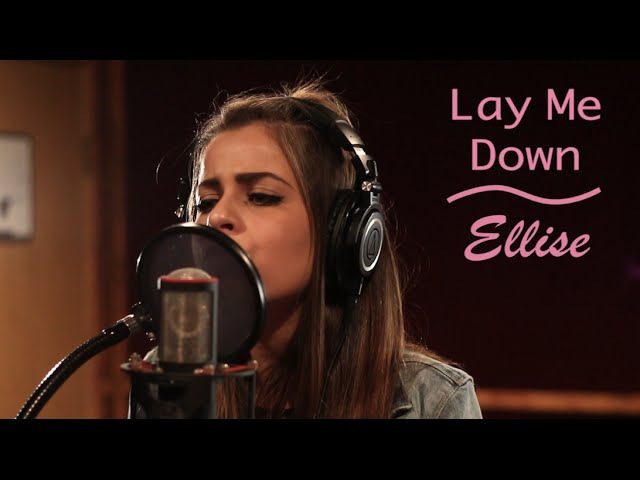 LAY ME DOWN - SAM SMITH (COVER BY ELLISE)