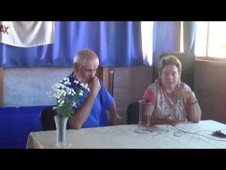 Миронова В.Ю. и Пошетнев В.А. 14.09.16 Алтайские встречи, с.Чендек (26.08.16)