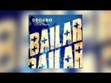 Deorro - Bailar feat. Pitbull &amp Elvis Crespo (Cover Art)