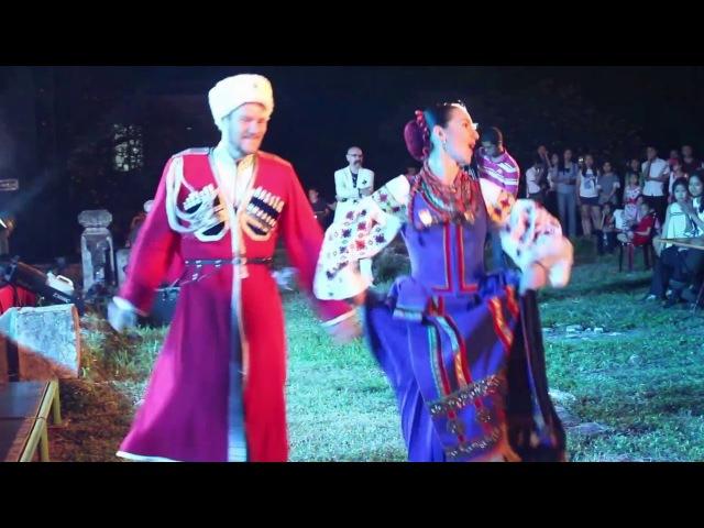 Dàn Hợp xướng Hàn lâm Kazak vùng Kuban Liên bang Nga tại Festival Huế 2016