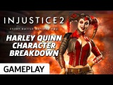 Harley Quinn Official Character Breakdown and Moveset - Injustice 2