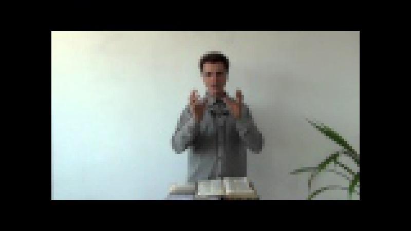Великое Противостояние. Тема № 9 «Что общего у современной церкви АСД со спирити...