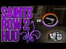 HUD из SAINTS ROW 2 для GTA SAN ANDREAS / SAMP 0.3.7