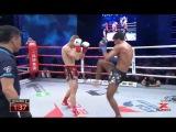 Andrei Kulebin (BELARUS) vs Ali Makhi (BELGIUM) - Kunlun Fight 57 - 70kg Tournament 2 Semi final 2