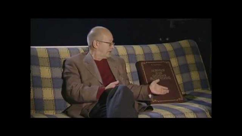 Владислав Крапивин на съемках фильма Летчик для особых поручений. Как мы провели лето