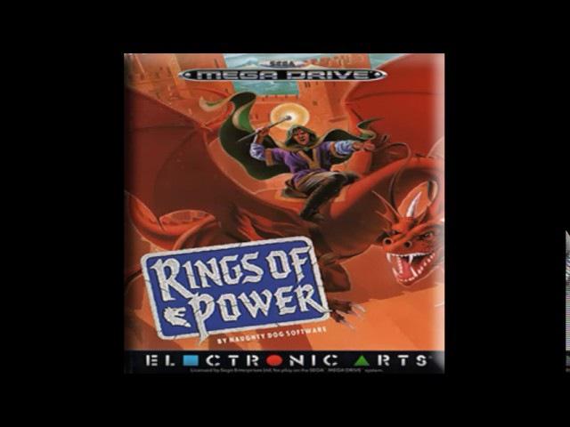 [NostalgiA] [SEGA Genesis \ Mega Drive] ring of powers- Full Original Soundtrack OST