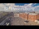Белые ночи в Санкт Петербурге Timelapse Hyperlapse