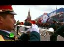 Moscou célèbre le 72e anniversaire de la victoire sur le nazisme par une grande parade militaire