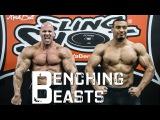 Benching Beasts ft. Larry Wheels, Stan Efferding, Steve Gentili, Tee Popoola