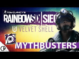 Busting Jackal - Velvet Shell - Mythbusters - Rainbow Six Siege - Epi 29 - R6
