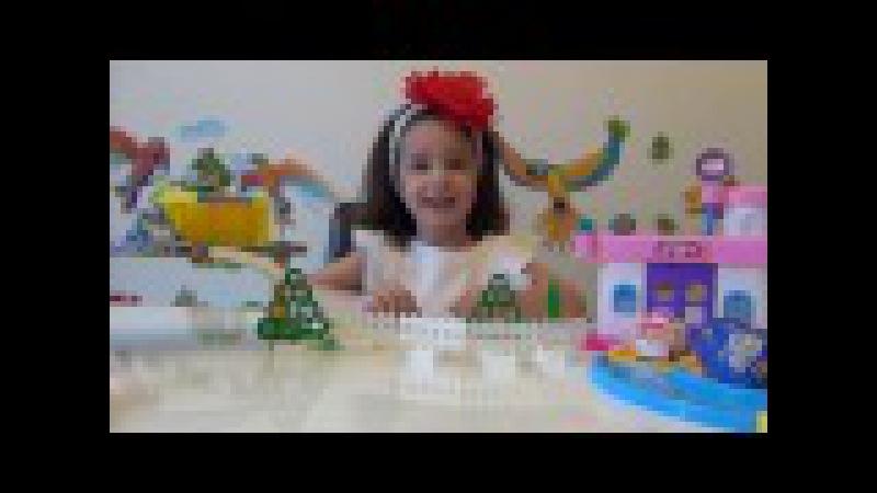 Игрушки из мультфильмов Поли Робокар и Суперкрылья Toys Cartoon Robokar Poly and Super Wings