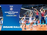 Insane Rally! - FIVB World League
