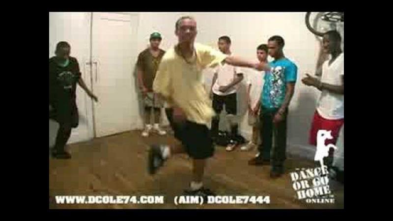 New dance (tic tac toe)