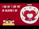 I'm a Little Valentine | Valentine's Day Songs for Kids | Valentine Songs for Kids
