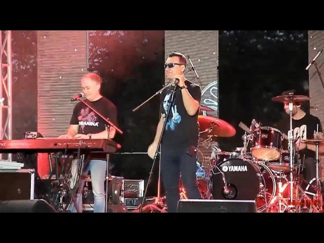 Motor-Roller (Live) - Чинзана г. Балхаш День Металлурга 2016