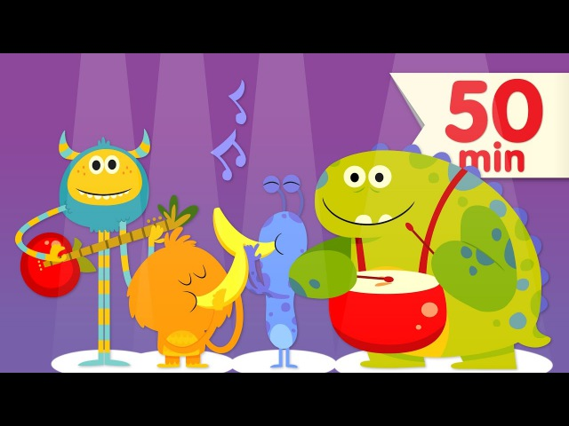 Apples Bananas   More Kids Songs   Super Simple Songs
