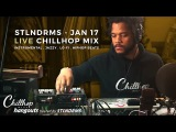 Chillhop Hangouts - January '17 [Live Mix with STLNDRMS]