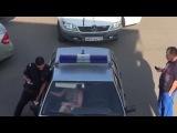 Когда полиция не даёт проветриться в летнюю жару
