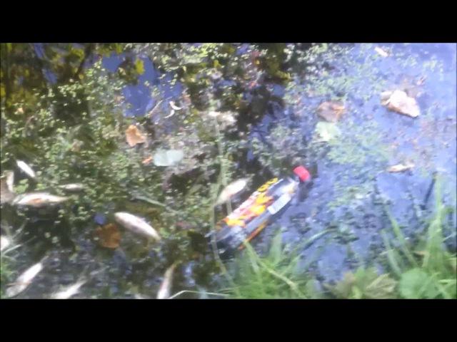 У Козельці отруїли річку, день четвертий 05 07 16